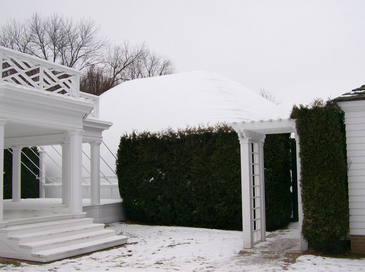 Abigail House Tennis Dome