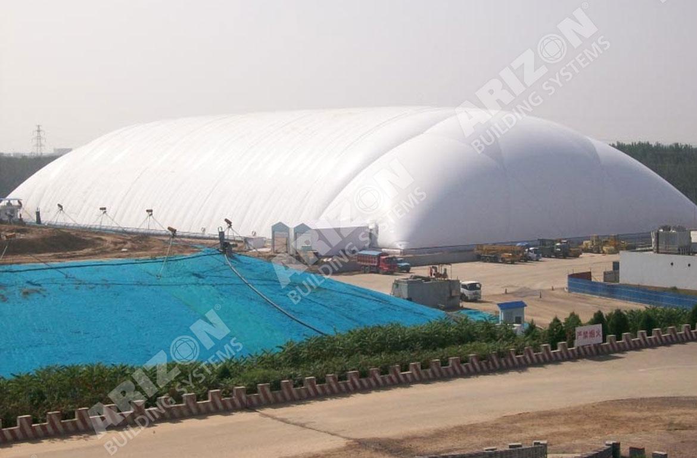 Anding Landfill Environmental Hazardous Waste Dome Arizon