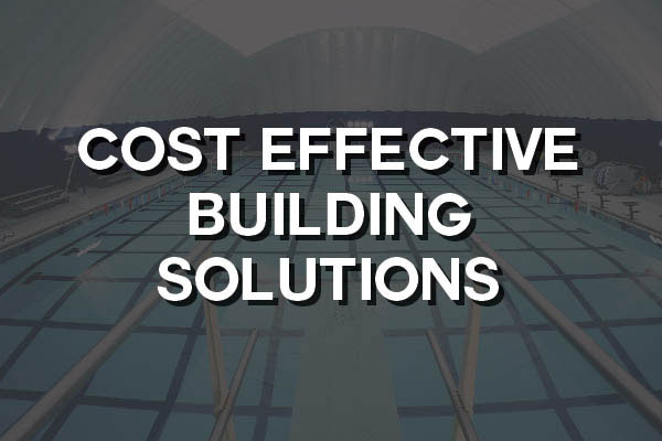 Cost Effective Building Solutions