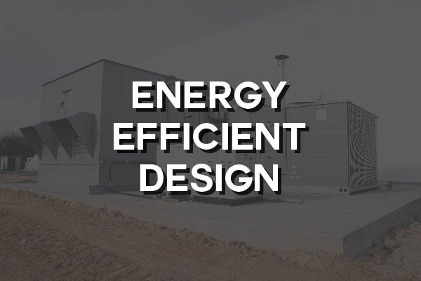 Energy Efficient Design for your Building