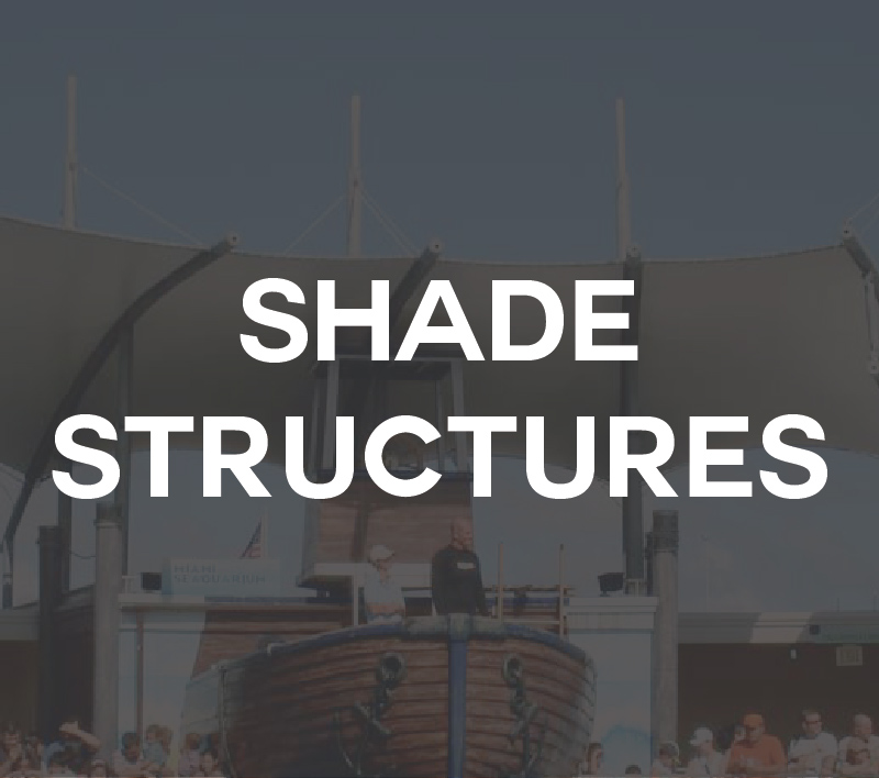 Shade Structures - Additional Products
