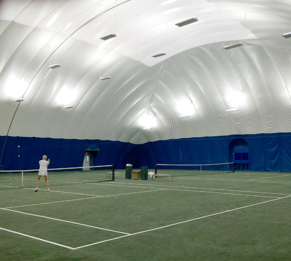 Siwanoy Country Club Tennis Dome Arizon Building Systems