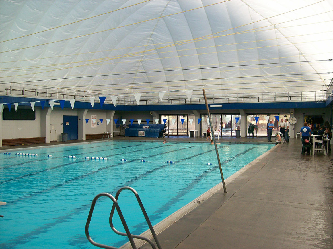City of South Lake Tahoe - Aquatics Dome