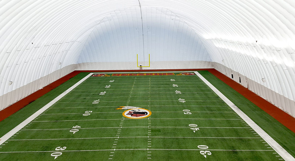 Washington Redskins Practice Facility - Dome