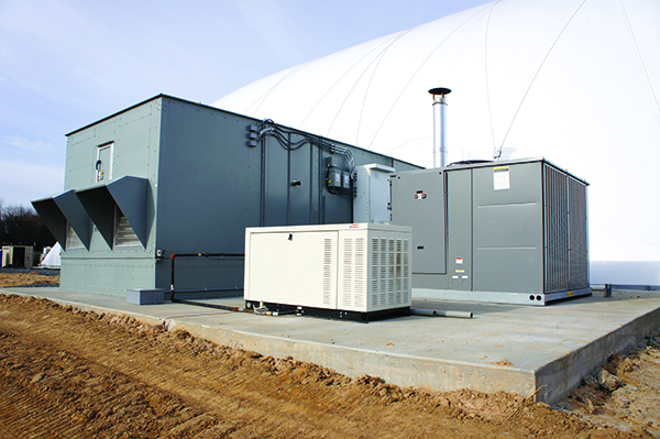 Energy Efficient - Mechanical Equipment