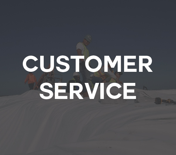 Customer Service - Additional Products