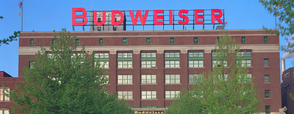 Visit the Budweiser Brewery