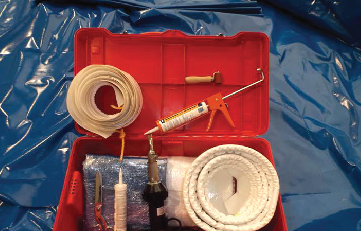 Service - Emergency Repair Kit