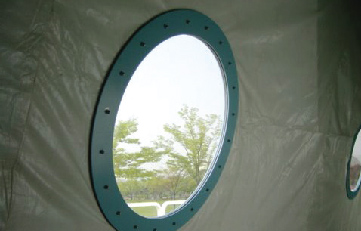 Service - Porthole Windows