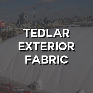 Technical - Tedlar Exterior Fabric