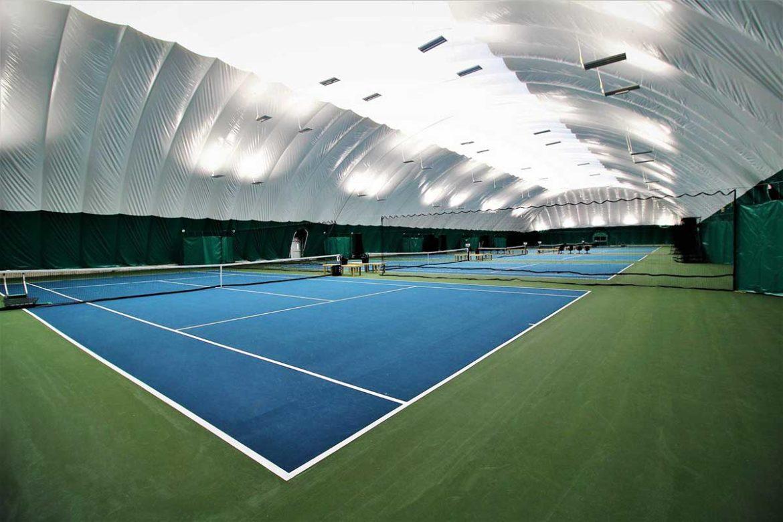 Arizon Building Systems Bloomington Tennis Bubble