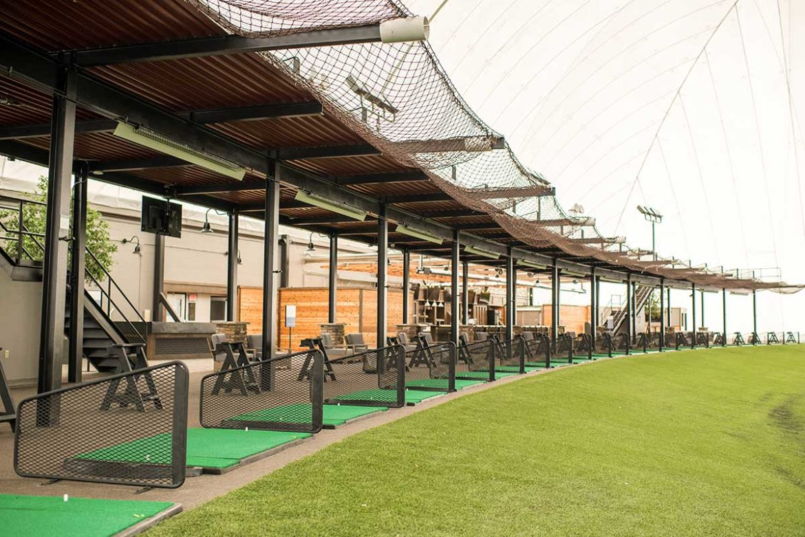 Arizon Building Systems Wherle Golf Dome