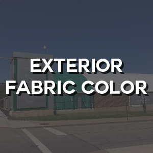 Technical - Exterior Fabric Color