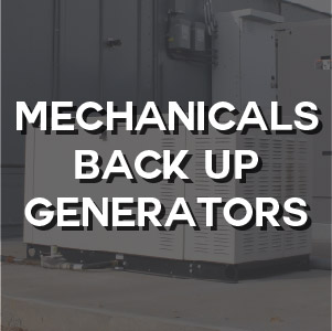 Technical - Mechanicals Back up Generators