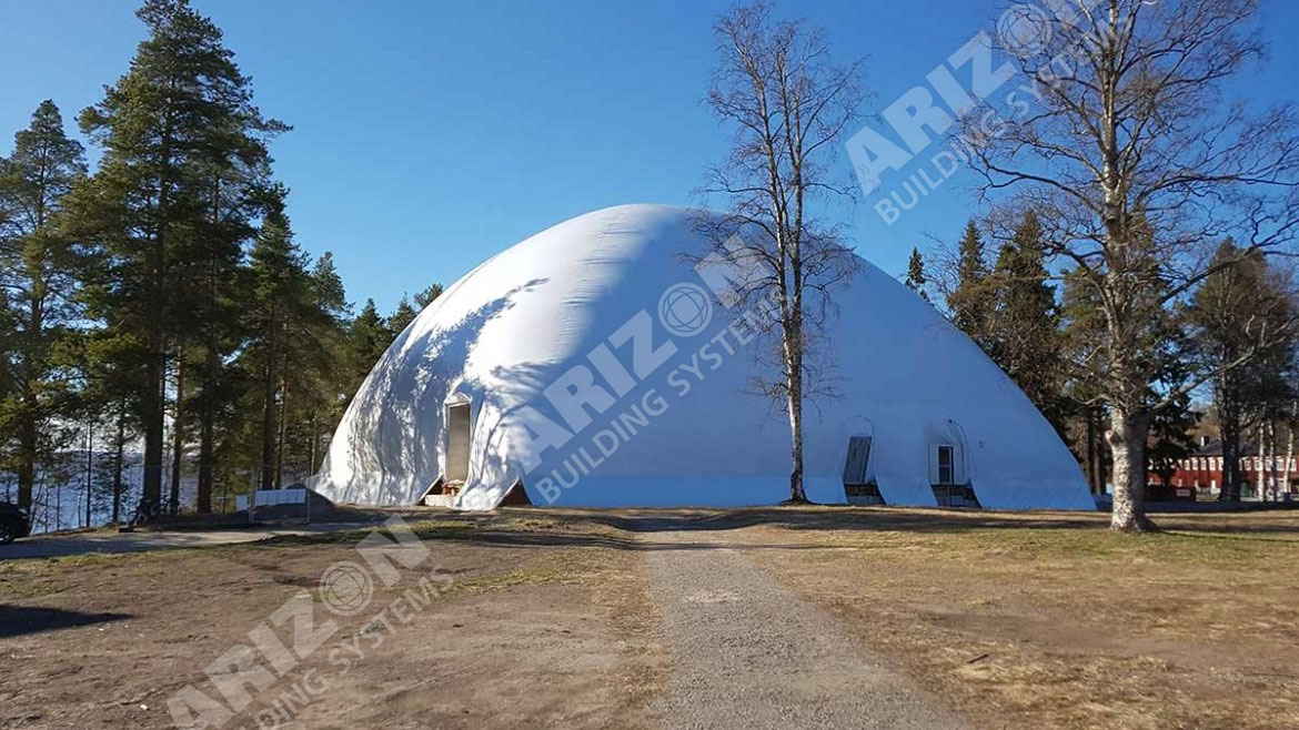 Construction Dome Arizon Building Systems