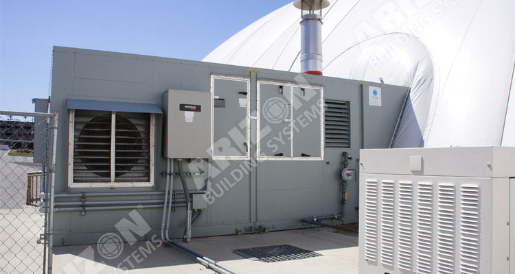 Air Handling Equipment - Air-Rotation