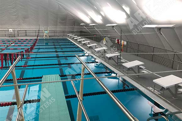 Indoor Swimming Pools / Aquatic Facility Projects - Seasonal or ...