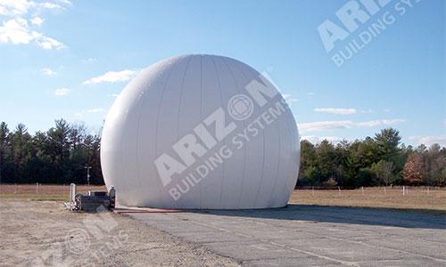 Radar Dome – Radome Structure Industrial Building