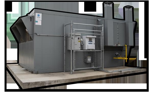 Industrial HVAC Equipment