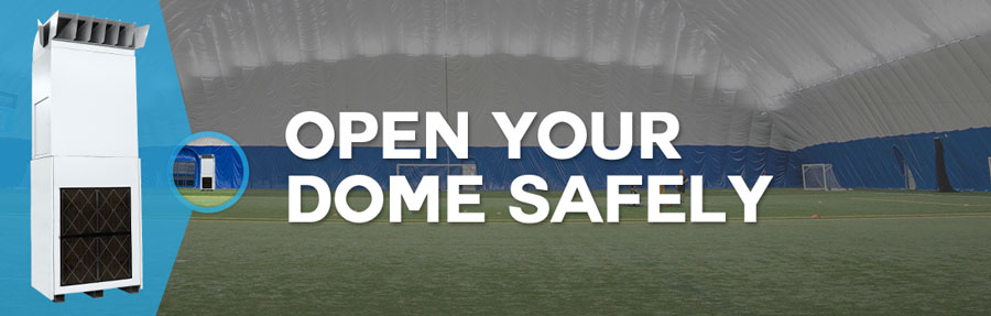 Open Your Dome Safely